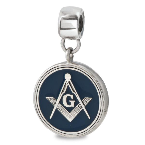 LifeStories Medallion Bead - Masonic